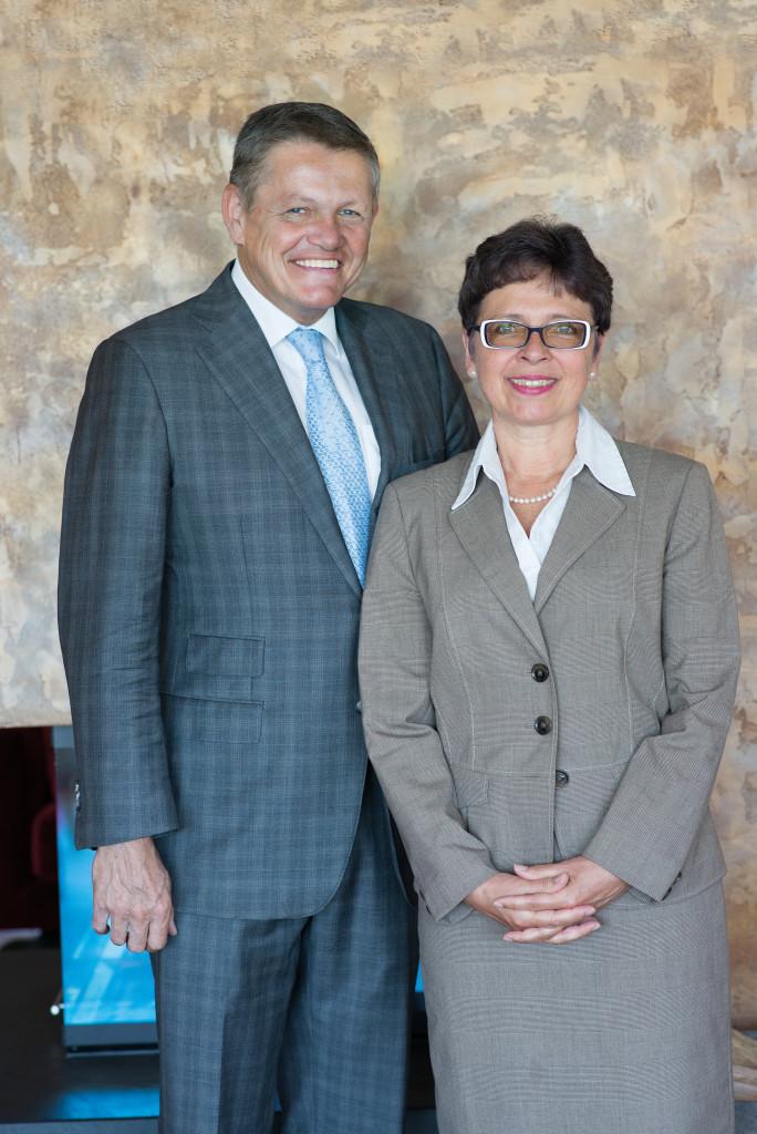 Renate und Ferdinand Thoma