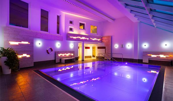 Wellnessbereich des Schwarzwald Hotel Alpenblick