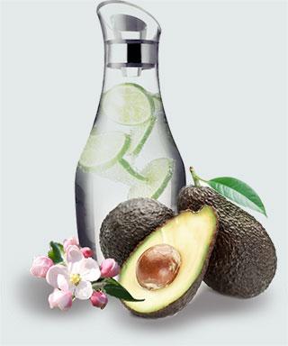 Wasser mit Limonen - so gesund