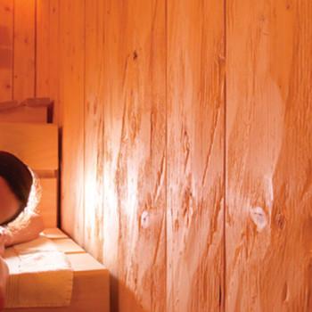 Entspannung in der Sauna im Schwarzwald Hotel