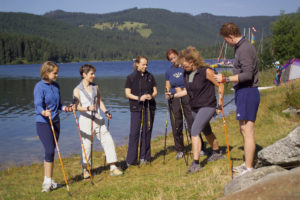 Nordic Walking Urlaub im Schwarzwald