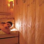 Finnische Sauna im Wellnesshotel Schwarzwald