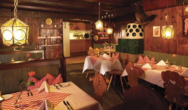 Schwarzwaldstube im Bio Hotel Alpenblick