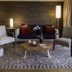 Wohnbereich Junior Suite im Schwarzwald Hotel Alpenblick
