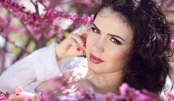 Kirschblüten Kosmetik aus eigener Herstellung