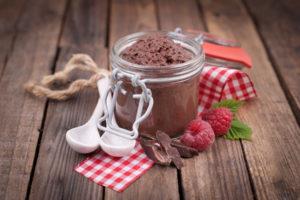 Mousse au chocolat – milchfrei