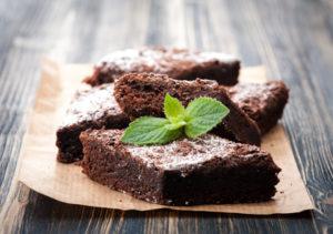 Brownies, gluten- und milchfrei