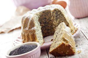 Mohnkuchen, unser Klassiker unter den gluten- und milchfreien Kuchen