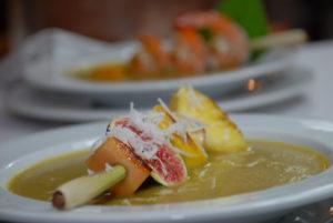 Basische Gemüse-Currysuppe