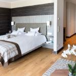 Junior Suite im modernen Suitenhaus im Schwarzwald Wellnesshotel Alpenblick