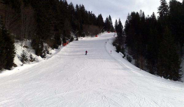 Skigebiet Höchenschwand
