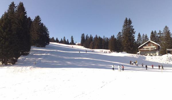 Skigebiet Altglashütten