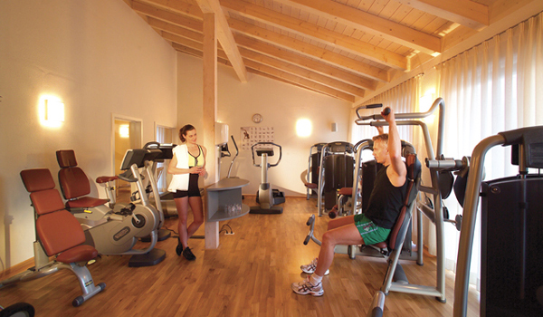Fitness-Plan mit Gesundheits-Check im Sporthotel Alpenblick