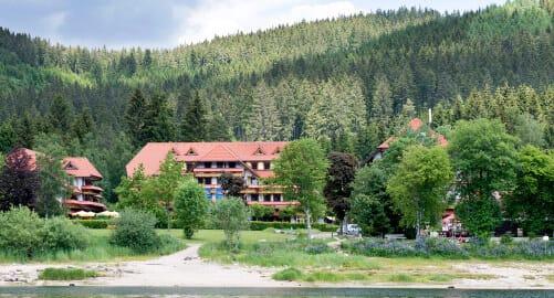 Wellnesshotel Auerhahn am Schluchsee im Schwarzwald