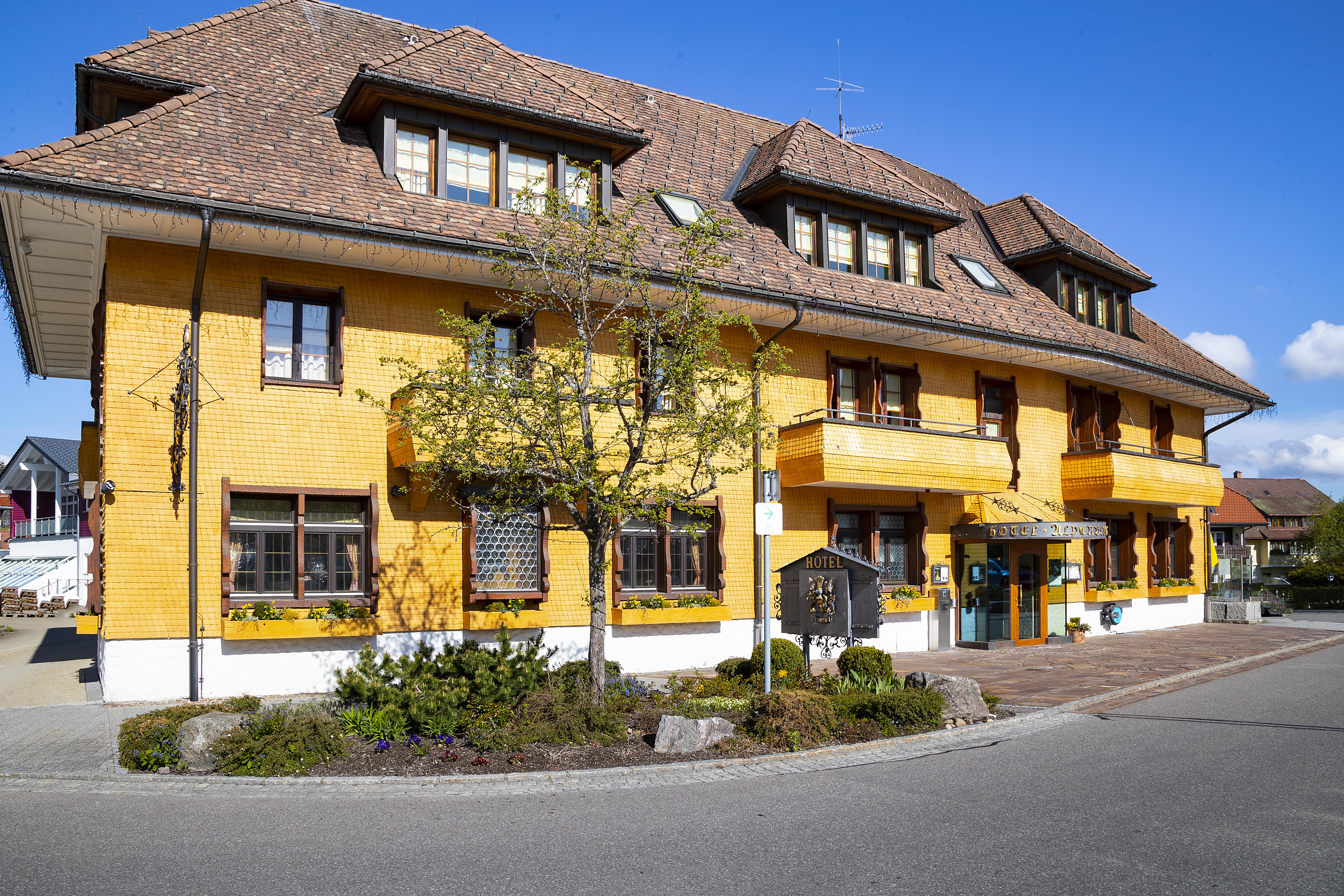 Hôtel Bio &Spa en Forêt-Noire