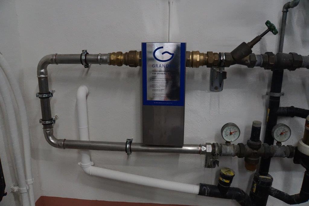 Granderwasseranlage